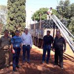 Se vienen más obras: Unos 6000 metros de caños serán utilizados para ampliar la red de agua potable