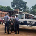 Protagonizó una colisión y terminó detenido por denunciar el falso robo de su automóvil