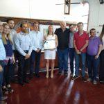 El Concejo Deliberante realizó un Reconocimiento Póstumo a Eliana Krawczyk