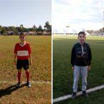 """Fútbol solidario """"Todos por Tiago"""""""