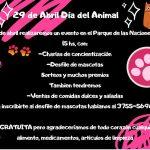 Día del animal en el Parque de las Naciones