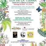 """Fiesta en Granja """"La Lechuza"""" por el Día de la Tierra"""