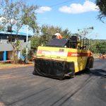Mejoras en calles y caminos terrados