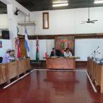 8° sesión ordinaria del Concejo Deliberante