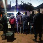 En un rápido despliegue la Policía recuperó objetos robados y detuvo a los presuntos autores en Oberá