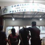 Un detenido y una joven demorada por amenazar y agredir a policías en Oberá