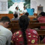 La Policía fortalece las actividades comunitarias con los vecinos  de Oberá