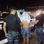 Detienen a motociclista que se dio a la fuga en un control policial ayudado por vecinos en Oberá
