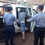 La Policía detuvo a un hombre acusado de amenazar y agredir a sus padres en Oberá