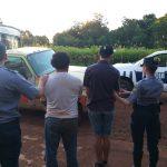 Dos hombres evadieron un control policial y fueron detenidos en Oberá