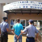 Joven acusado de agredir y amenazar a su concubina fue detenido