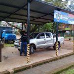 La Policía secuestró una camioneta adulterada