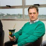 Tony Lindstrom: un intendente con proyectos y siempre cerca de la gente