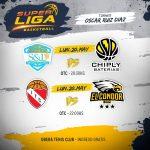 Quinta fecha de la Super Liga