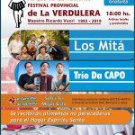 Grilla de artistas para el Festival de la Verdulera