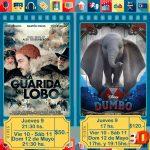 Se estrena «La guarida del lobo» en el Cine Teatro Oberá