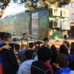 Estudiantes obereños aprenden del Mundo Forestal