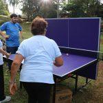 Los Adultos Mayores disfrutaron de un encuentro deportivo