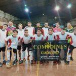 Avanza el Clasificatorio al Regional de Futsal FIFA