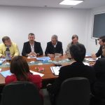 Presentación del Peo y Parque Industrial ante Diputados