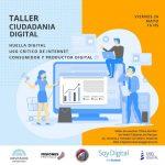 Taller de ciudadanía digital