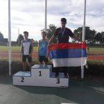 Obereños se subieron al podio en el Campeonato Nacional U20