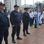 Se realizó en Oberá el acto por un nuevo aniversario de la Policía de Misiones