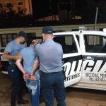 La Policía detuvo a un hombre por intento de robo en un kiosco en Oberá