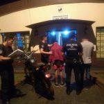 La Policía recuperó una motocicleta robada, detuvo a un joven y demoró a un adolescente en Oberá