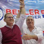 Passalacqua acompañó en Oberá el lanzamiento de la candidatura a intendente de Daniel Behler