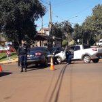 Dos colisiones dejaron solamente daños materiales en Oberá