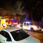 La Policía investiga dos incendios ocurridos en Oberá