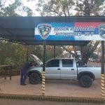 La Policía secuestró un vehículo adulterado en Oberá