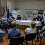 Al visitar la CRIPCO y la Cámara de Turismo Sierras Centrales, Tony Lindstrom continúa recogiendo reconocimientos a su proyecto
