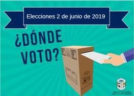 Elecciones del 2 de junio