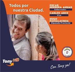 Tony 2019