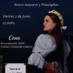 Presentaciones de Reinas! y más actividades
