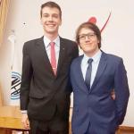 Dos jóvenes misioneros alcanzaron la meta de recibirse como ingenieros nucleares