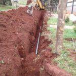 Nueva obra de ampliación de la red de agua potable en Barrio Norte y Villa Blanquita
