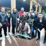 Escuela de Judo del OTC participó de importante torneo realizado en Asunción