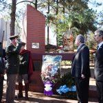 Se llevó a cabo el acto central por el 198 aniversario de la muerte del General Güemes