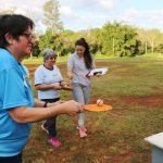 Juegos Deportivos para Adultos Mayores