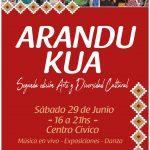 Artistas confirmados para la 2° Edición del Arandu-kua