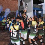 San Miguel campeón del torneo interbarrial de fútbol femenino