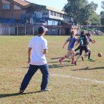 Intercolegiales de fútbol y Vóley