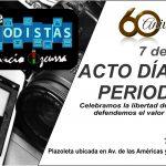 Invitación acto Día del Periodista