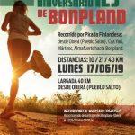 Maratón 125 Aniversario de Bonpland