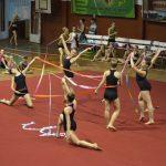 Capacitación para gimnastas