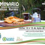 Seminario de Diseño Integral de Complejos Turísticos Rurales