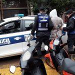 Operativos de Prevención: Detuvieron a un joven y secuestraron dos motocicletas